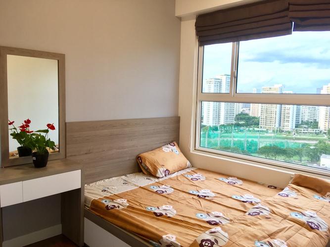 Phòng ngủ Sunrise Riverside Căn hộ Sunrise Riverside tầng 16 thiết kế hiện đại, đầy đủ nội thất cao cấp.
