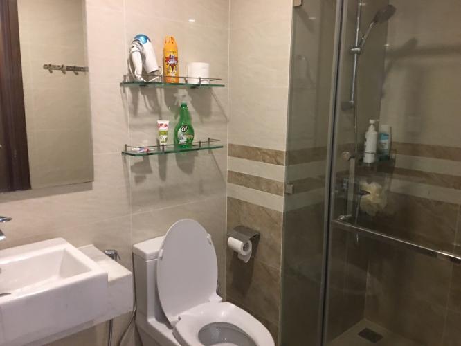 Phòng tắm , Officetel Saigon Royal , Quận 4 Officetel Saigon Royal tầng thấp view thoáng mát, đầy đủ nội thất