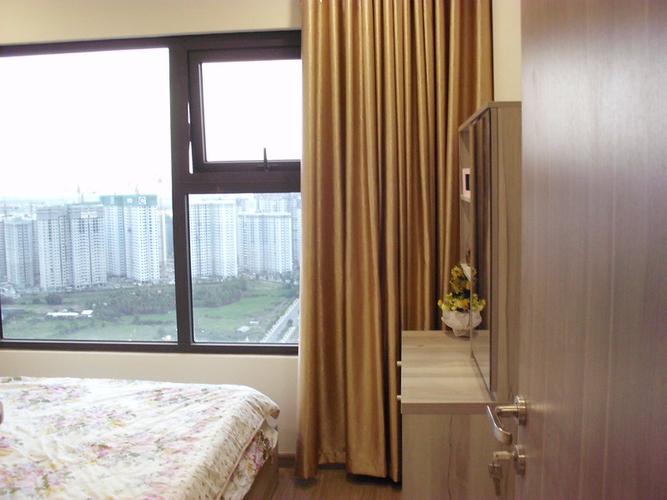 Căn hộ Vinhomes Grand Park, Quận 9 Căn hộ Vinhomes Grand Park tầng 33 có 2 phòng ngủ, đầy đủ nội thất.