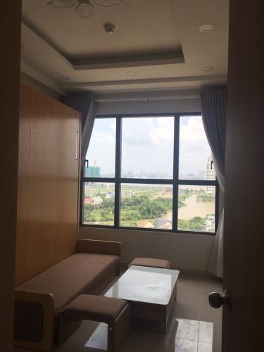Không gian căn hộ The Sun Avenue, Quận 2 Căn hộ The Sun Avenue tầng 13 view thành phố, đầy đủ nội thất.