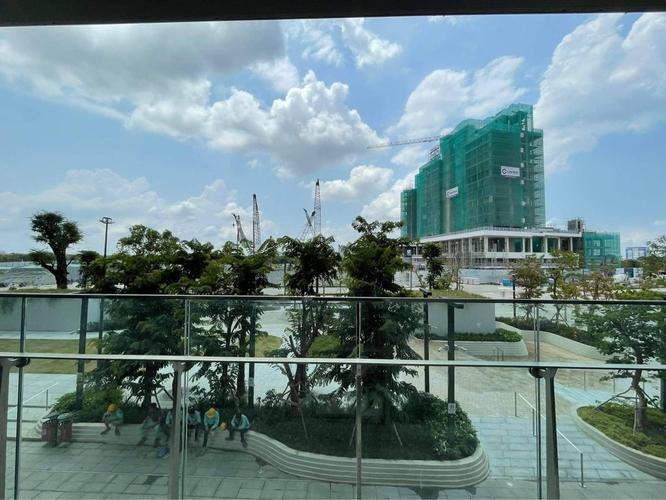 View căn hộ Empire City, Quận 2 Căn hộ cao cấp tầng 2 Empire City nội thất cơ bản, tiện ích đa dạng.