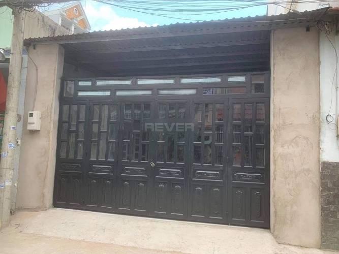 Nhà phố Quận Bình Tân Nhà phố diện tích 103m2 cửa hướng Bắc, không có nội thất.