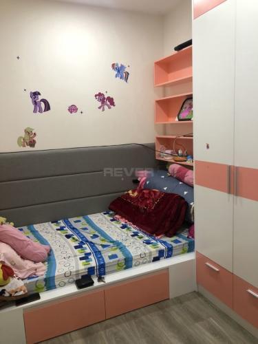 Phòng ngủ căn hộ Viva Riverside, Quận 6 Căn hộ chung cư Viva Riverside tầng trung, nội thất cơ bản.