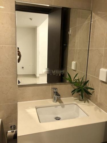 Phòng tắm căn hộ The Tresor, Quận 4 Căn hộ Officetel The Tresor tầng thấp, nội thất cơ bản.