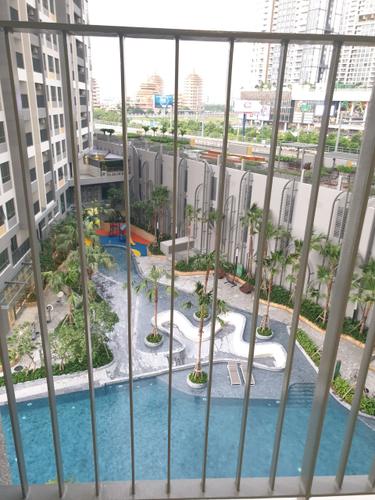 View căn hộ Masteri An Phú, Quận 2 Căn hộ Masteri An Phú tầng 6 view nội khu yên tĩnh, đầy đủ nội thất.