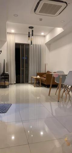 Căn hộ Saigon South Residence tầng 10 có 2 phòng ngủ, đầy đủ nội thất.