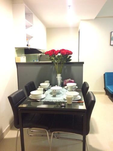 Căn hộ Masteri Thảo Điền, Quận 2 Căn hộ hạng sang Masteri Thảo Điền tầng 28, đầy đủ nội thất và tiện ích.