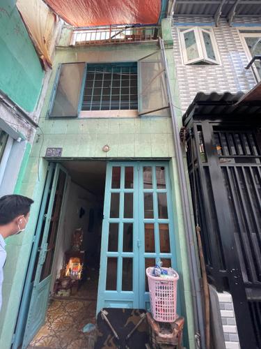 Nhà phố thiết kế 1 trệt, 1 lầu kiên cố, cách phố đi bộ Nguyễn Huệ 1km.