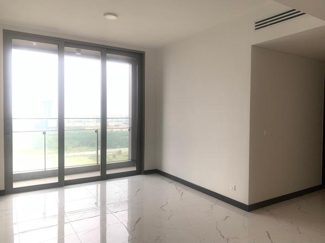 Căn hộ Empire City tầng 19 thiết kế hiện đại, nội thất cơ bản.