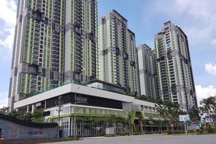 Căn hộ Vista Verde , Quận 2 Căn hộ Vista Verde tầng 20 view thoáng mát, đầy đủ nội thất hiện đại.