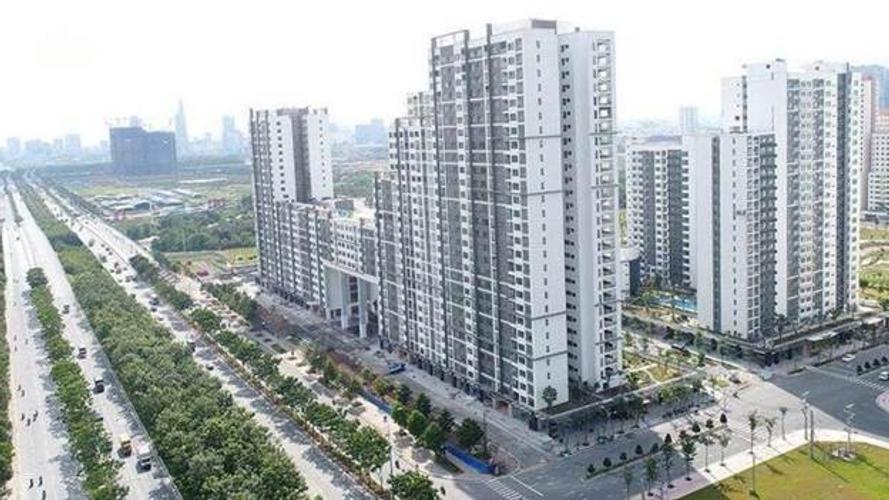 Căn hộ New City Thủ Thiêm, Quận 2 Căn hộ góc New City Thủ Thiêm diện tích 102m2, bàn giao đầy đủ nội thất.