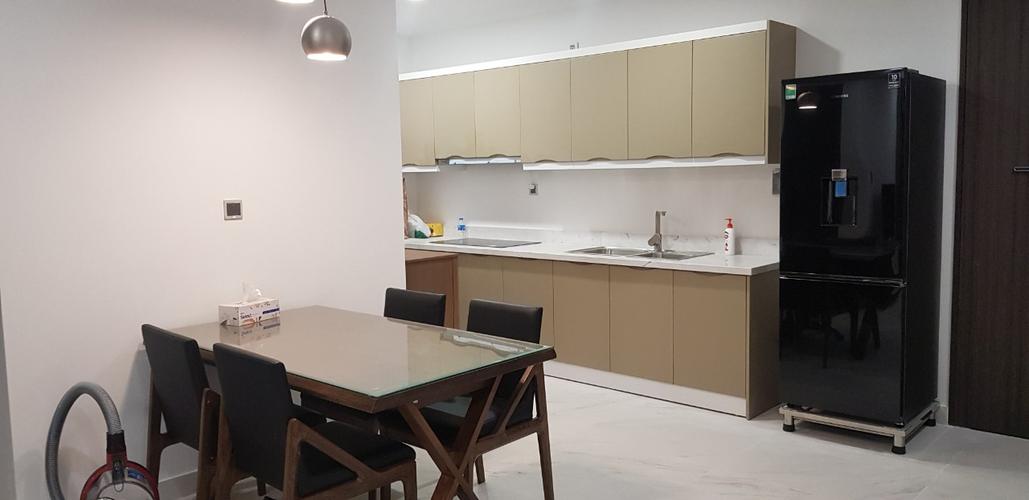 Căn hộ Phú Mỹ Hưng Midtown, Quận 7 Căn hộ Phú Mỹ Hưng Midtown tầng 23 có 2 phòng ngủ, đầy đủ nội thất.
