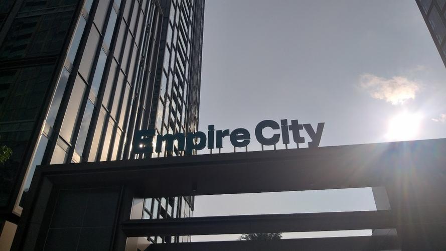 Căn hộ Empire City, Quận 2 Căn hộ Empire City tầng 2 thiết kế hiện đại, đầy đủ tiện ích.