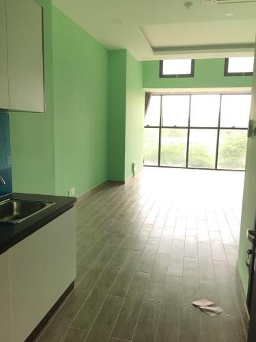 Không gian căn hộ The Sun Avenue , Quận 2 Căn Officetel The Sun Avenue diện tích 37m2, nội thất cơ bản.
