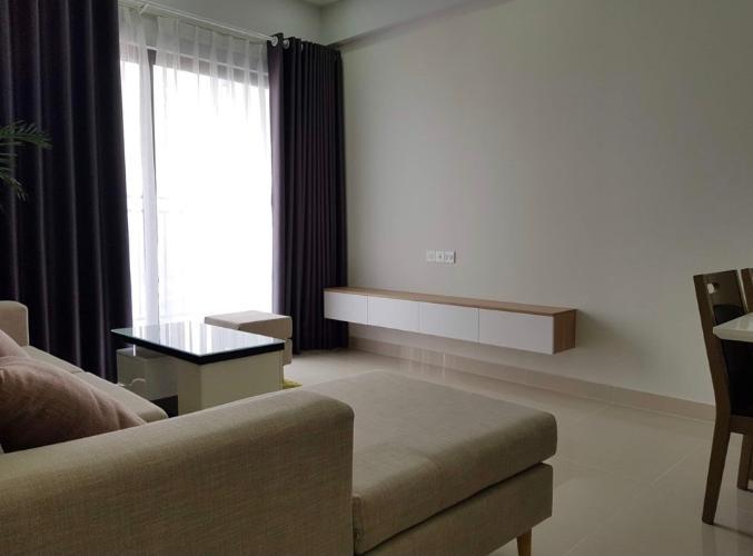 không gian căn hộ The Sun Avenue Căn hộ tầng 23 The Sun Avenue  nội thất đầy đủ, view thành phố cực đẹp