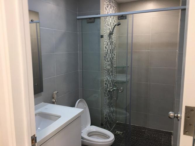 Nhà vệ sinh Saigon South Residence Căn hộ Saigon South Residence tầng 4 thiết kế kỹ lưỡng, nội thất cơ bản.