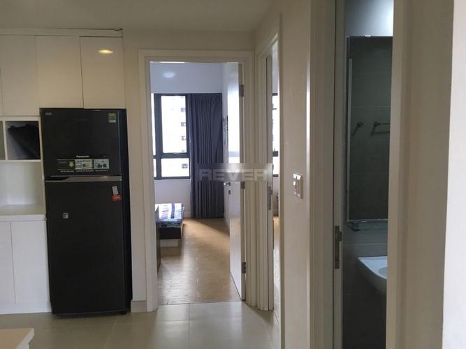 Căn hộ Masteri Thảo Điền, Quận 2 Căn hộ Masteri Thảo Điền tầng trung thiết kế 2 phòng ngủ, đầy đủ nội thất.