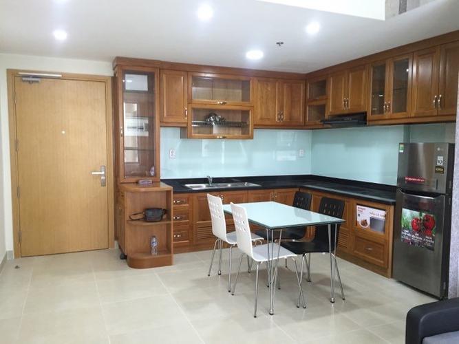 Căn hộ Masteri Thảo Điền, Quận 2 Căn hộ có 1 phòng ngủ Masteri Thảo Điền tầng 7, bàn giao đầy đủ nội thất.