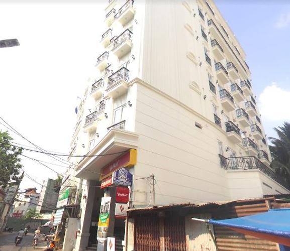 Căn hộ Dịch vụ Quận Phú Nhuận Căn hộ dịch vụ diện tích 25m2, thiết kế kỹ lưỡng đầy đủ nội thất.