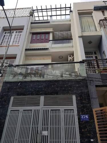 Nhà phố cửa hướng Nam thoáng mát, diện tích 60m2 vuông đẹp.