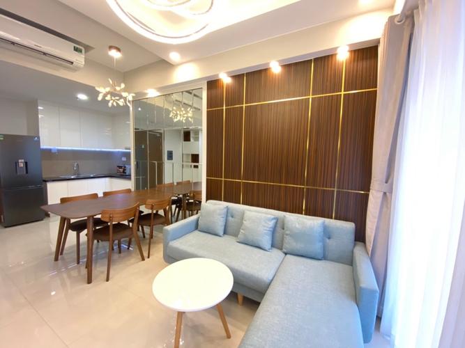 Căn hộ Masteri An Phú, Quận 2 Căn hộ Masteri An Phú tầng 31 view sông thoáng mát, đầy đủ nội thất.