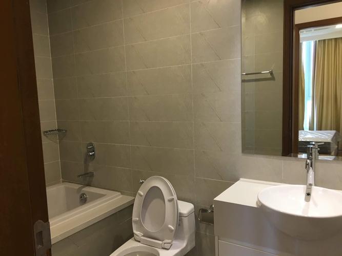 Căn hộ Vinhomes Central Park, Quận Bình Thạnh Căn hộ tầng 12 Vinhomes Central Park có 1 phòng ngủ, đầy đủ nội thất.