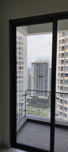 View căn hộ Q2 Thảo Điền, Quận 2 Căn hộ Q2 Thảo Điền tầng cao cửa hướng Tây Bắc thoáng mát.