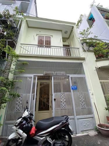 Nhà phố Quận Tân Phú Nhà phố diện tích 40m2 kết cấu 1 trệt 1 lầu, không có nội thất.
