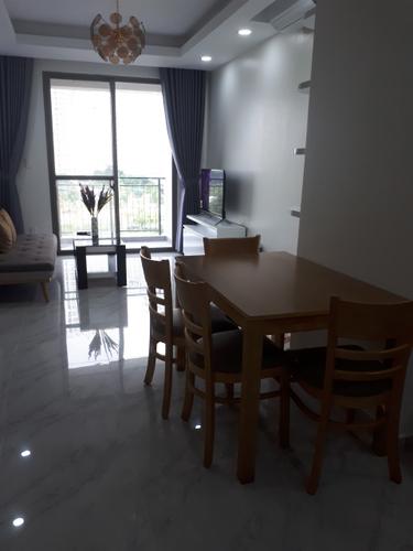 Nội thất Saigon South Residence Căn hộ Saigon South Residences tầng 4 thiết kế kỹ lưỡng, đầy đủ nội thất.