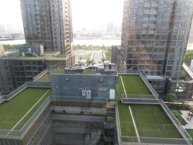 View căn hộ Empire City, Quận 2 Căn hộ Empire City tầng 12 diện tích 127.3m2, không gian thoáng đãng.