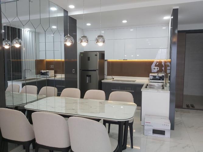 Căn hộ Phú Mỹ Hưng Midtown, Quận 7 Căn hộ Phú Mỹ Hưng Midtown tầng 11, thiết kế kỹ lưỡng đầy đủ nội thất.