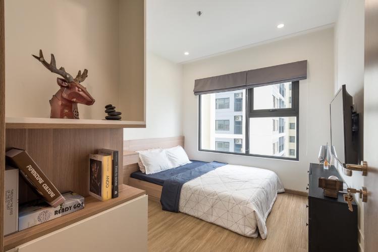 Phòng ngủ Vinhomes Grand Park Quận 9 Căn hộ Vinhomes Grand Park tầng trung cùng hướng nội khu.