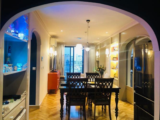 Căn hộ Hado Centrosa Garden , Quận 10 Căn hộ HaDo Centrosa Garden tầng 14, đầy đủ nội thất và tiện ích.