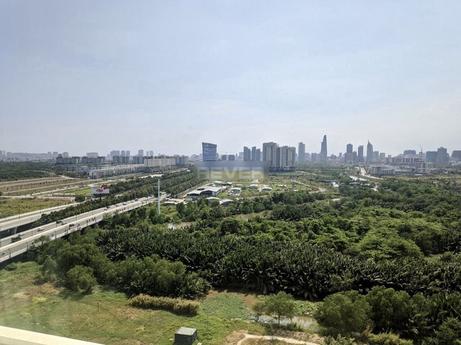 View căn hộ New City Thủ Thiêm, Quận 2 Căn hộ góc New City Thủ Thiêm diện tích 102m2, bàn giao đầy đủ nội thất.