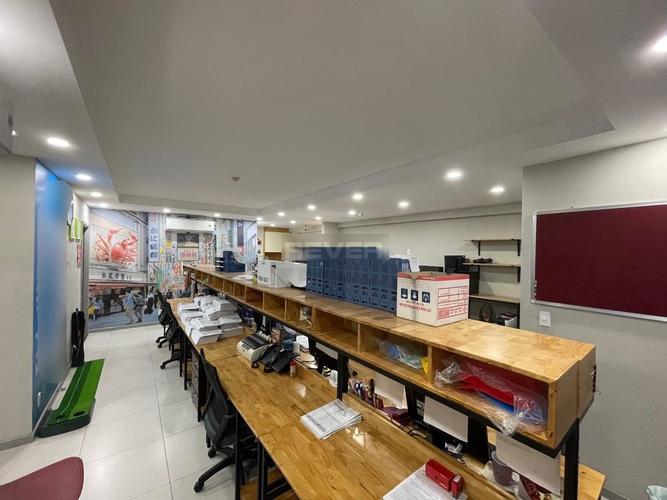 Officetel The Gold View tầng 6 diện tích 126m2, đầy đủ nội thất.