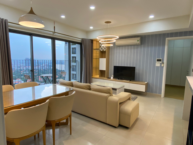 Căn hộ Masteri Thảo Điền, Quận 2 Căn hộ hạng sang Masteri Thảo Điền tầng 29, view Landmark 81 tuyệt đẹp.