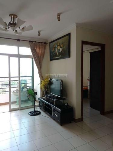 Căn hộ Khu chung cư Phúc Thịnh tầng 12, đầy đủ nội thất và tiện ích.