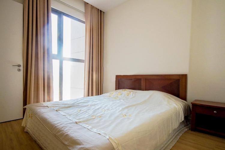 Phòng ngủ Masteri Millennium Quận 4 Căn hộ Masteri Millennium tầng cao, ban công thông thoáng.
