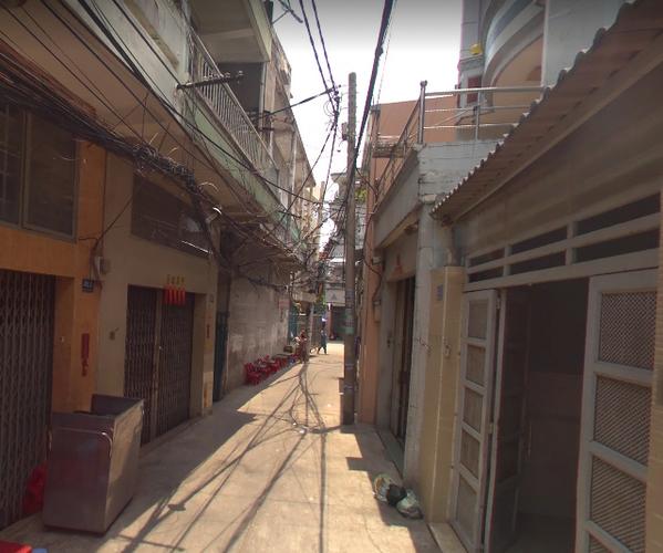 Đường trước nhà phố Quận 11 Nhà phố hẻm xe tải đường Phan Xích Long, diện tích 80m2 vuông vức.