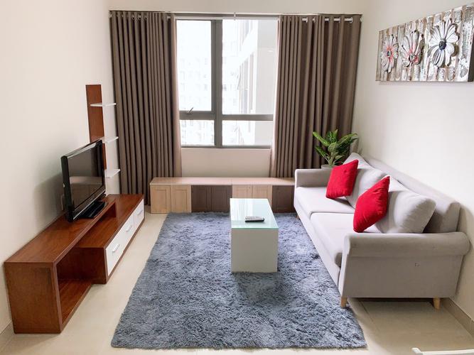 Căn hộ Masteri Thảo Điền, Quận 2 Căn hộ tầng 28 Masteri Thảo Điền có 1 phòng ngủ, đầy đủ nội thất.