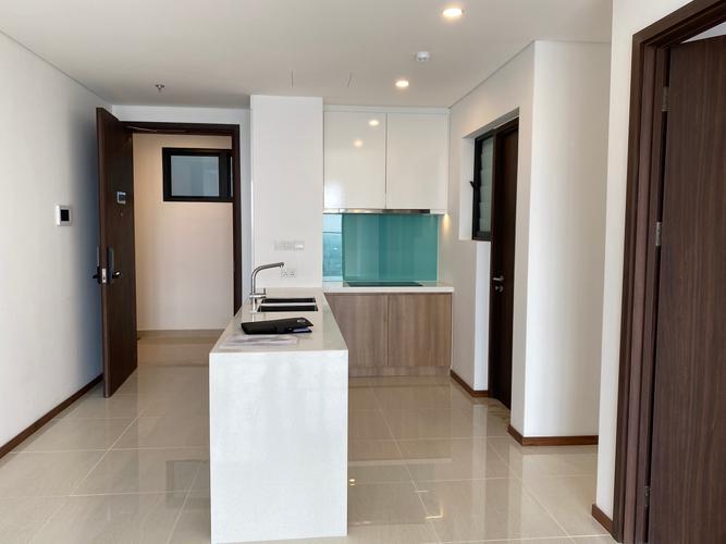 Căn hộ One Verandah tầng 16 view thành phố, bàn giao nội thất cơ bản.