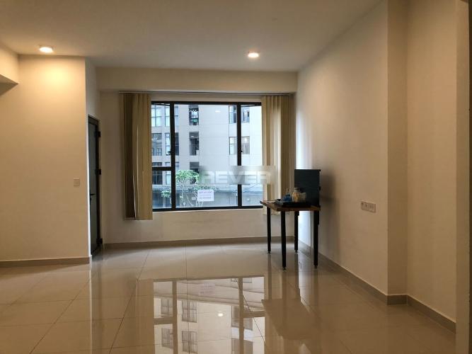 Phòng khách căn hộ The Tresor, Quận 4 Căn hộ Officetel The Tresor tầng thấp, nội thất cơ bản.