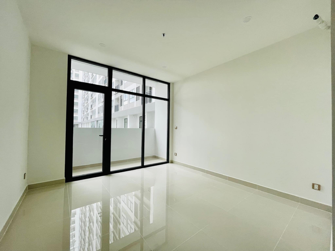 Officetel Q7 Boulevard tầng 4 diện tích 28.23m2, nội thất cơ bản.