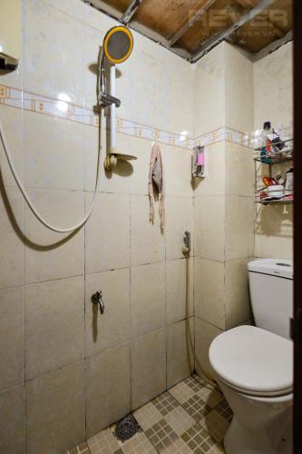 Toilet nhà phố Quận 5 Nhà phố MT Công Trường An Đông, Quận 5, 1 trệt 3 lầu, sổ hồng, đối diện chợ An Đông