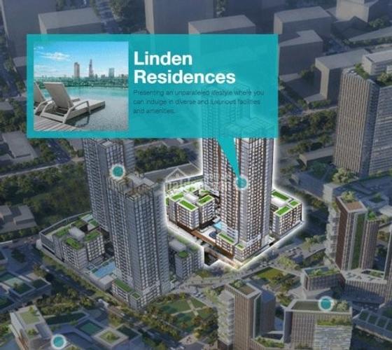 Căn hộ Empire City, Quận 2 Căn hộ Empire City tầng 29 thiết kế hiện đại, view đón gió thoáng đãng.