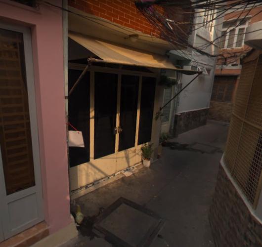 Nhà phố Quận 3 Nhà phố hẻm rộng 5m đường Võ Thị Sáu, khu dân cư sầm uất.
