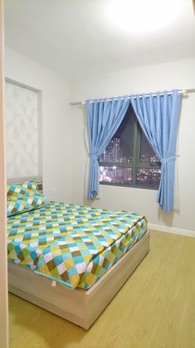 Căn hộ Masteri Thảo Điền, Quận 2 Căn hộ Masteri Thảo Điền tầng 27 ban công rộng rãi, view đón gió mát.