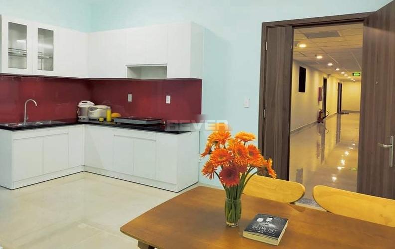 Căn hộ tầng 8 Topaz Home 2 diện tích 69m2, nội thất cơ bản.