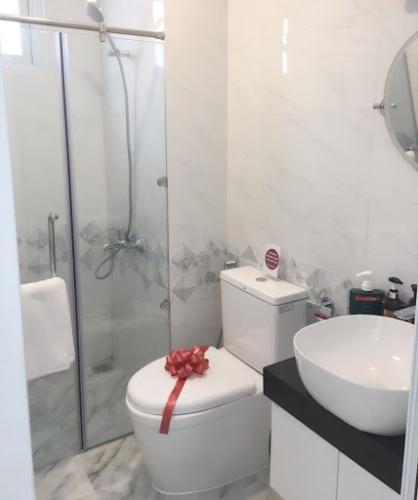 Nhà vệ sinh Conic Riverside, Quận 8 Căn hộ tầng cao Conic Riverside với view thoáng mát.