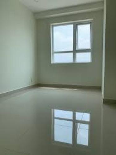 Căn hộ Topaz Elite tầng 25 thiết kế hiện đại, không có nội thất.